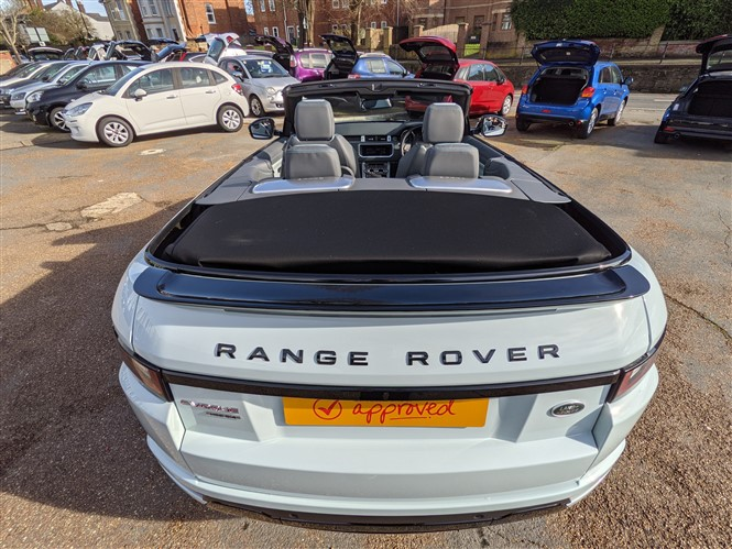 Car For Sale Land Rover Range Rover Evoque - GK17KKS Sixers Group Image #16