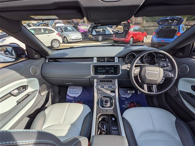 Car For Sale Land Rover Range Rover Evoque - GK17KKS Sixers Group Image #17