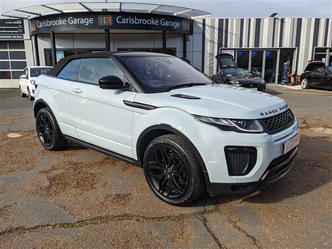 Car For Sale Land Rover Range Rover Evoque - GK17KKS Sixers Group Image #26