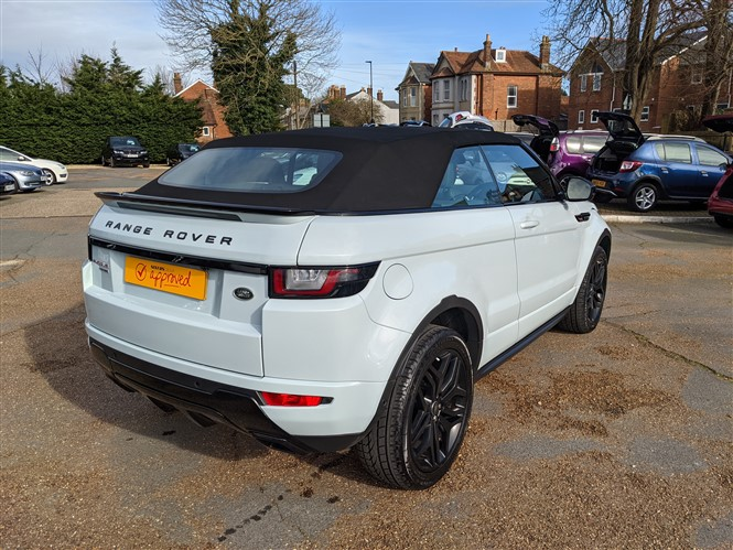 Car For Sale Land Rover Range Rover Evoque - GK17KKS Sixers Group Image #30