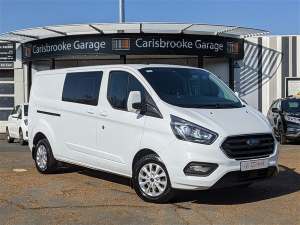 Car For Sale Ford Transit Custom - HN69WPK Sixers Group Image #0