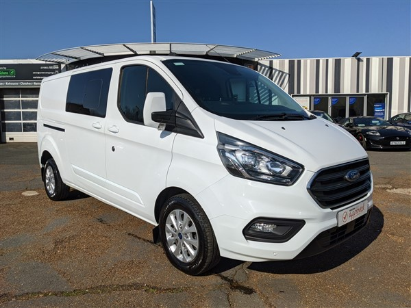 Car For Sale Ford Transit Custom - HN69WPK Sixers Group Image #1