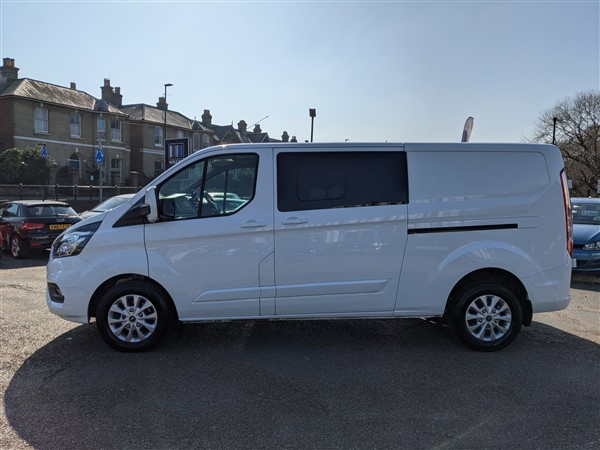 Car For Sale Ford Transit Custom - HN69WPK Sixers Group Image #3