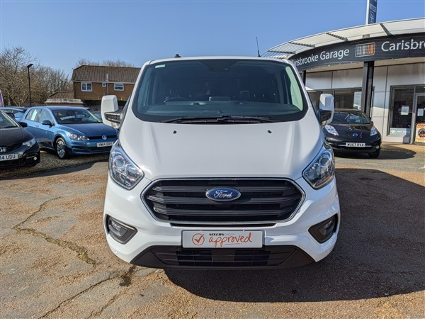 Car For Sale Ford Transit Custom - HN69WPK Sixers Group Image #5