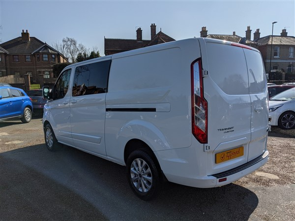 Car For Sale Ford Transit Custom - HN69WPK Sixers Group Image #6