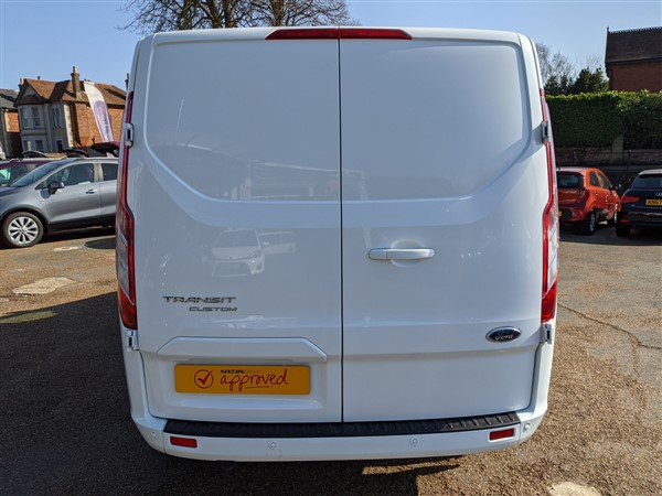 Car For Sale Ford Transit Custom - HN69WPK Sixers Group Image #8