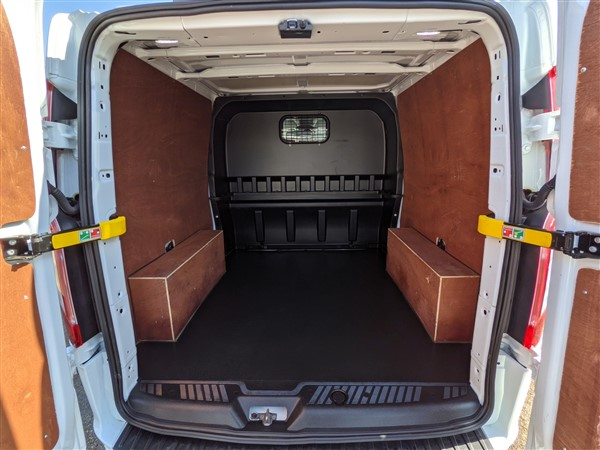 Car For Sale Ford Transit Custom - HN69WPK Sixers Group Image #11