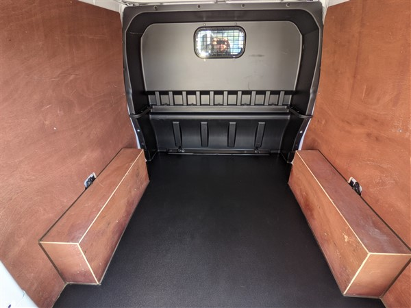 Car For Sale Ford Transit Custom - HN69WPK Sixers Group Image #13