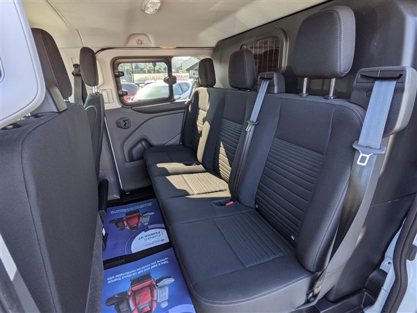 Car For Sale Ford Transit Custom - HN69WPK Sixers Group Image #14