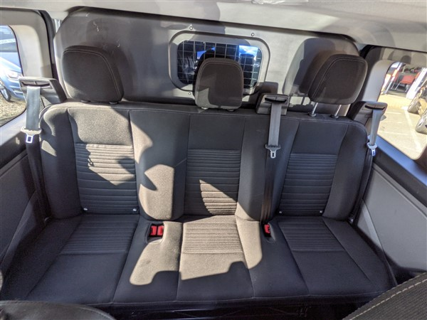 Car For Sale Ford Transit Custom - HN69WPK Sixers Group Image #15