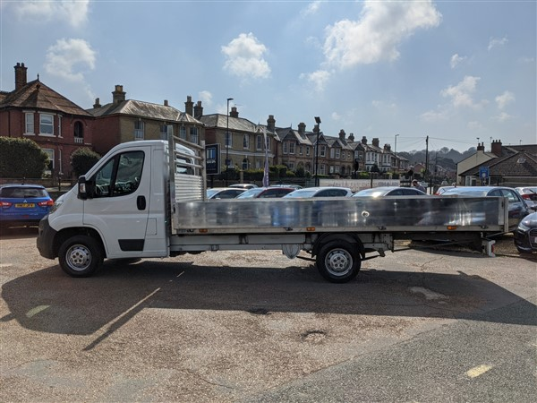 Car For Sale Citroen Relay 35 L3 BlueHDI - CN17ESF Sixers Group Image #3