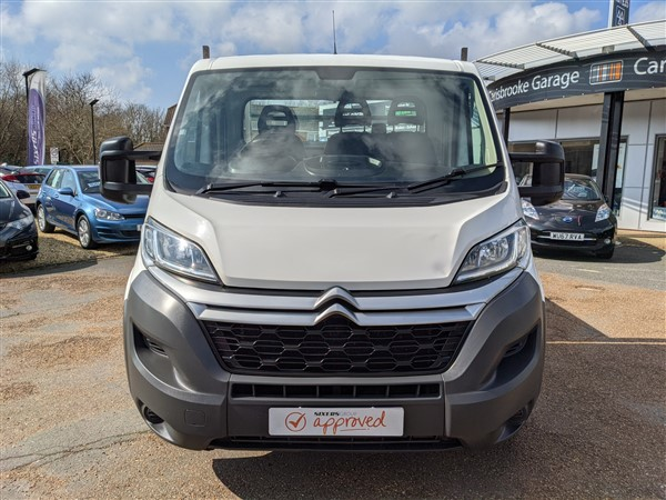 Car For Sale Citroen Relay 35 L3 BlueHDI - CN17ESF Sixers Group Image #7