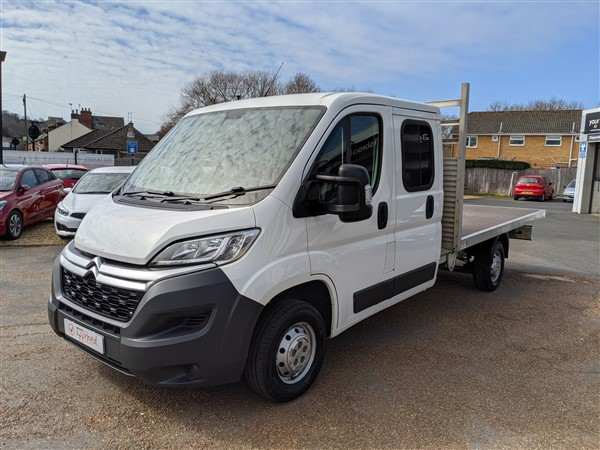Car For Sale Citroen Relay 35 L3 BlueHDI - CN18FFW Sixers Group Image #1