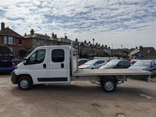 Car For Sale Citroen Relay 35 L3 BlueHDI - CN18FFW Sixers Group Image #3
