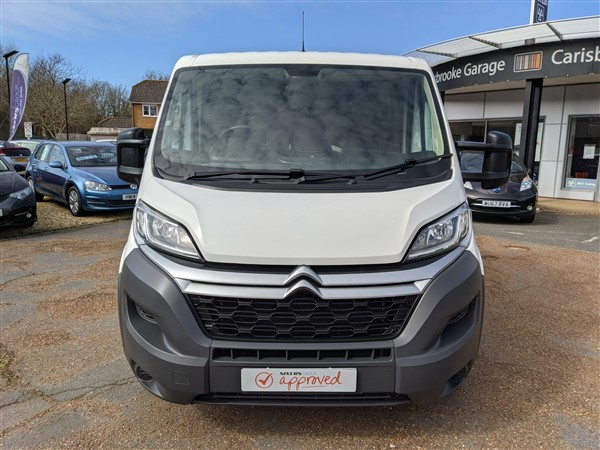 Car For Sale Citroen Relay 35 L3 BlueHDI - CN18FFW Sixers Group Image #5