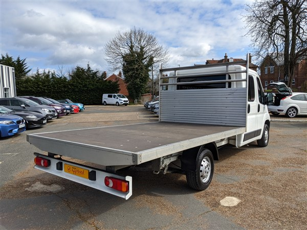 Car For Sale Citroen Relay 35 L3 BlueHDI - CN18FFW Sixers Group Image #6