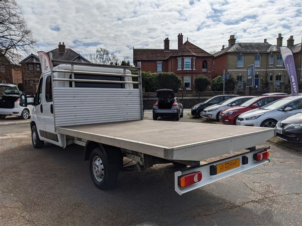 Car For Sale Citroen Relay 35 L3 BlueHDI - CN18FFW Sixers Group Image #7