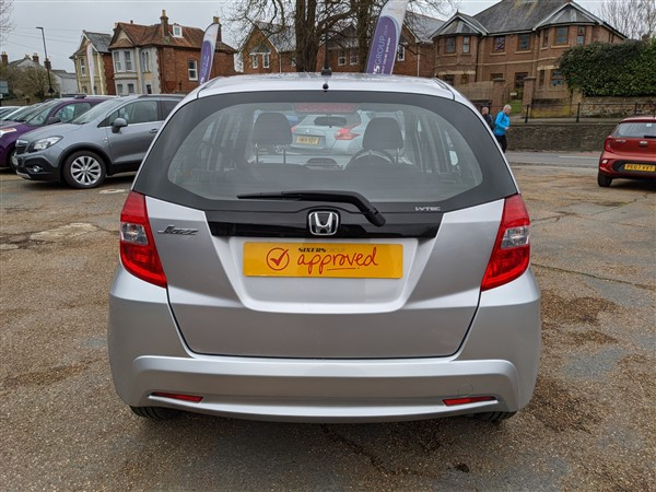 Car For Sale Honda Jazz - HY12YBE Sixers Group Image #5