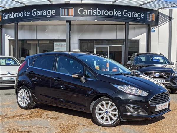 Car For Sale Ford Fiesta - YO15DNF Sixers Group Image #0