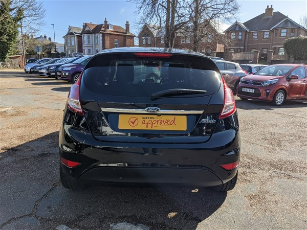 Car For Sale Ford Fiesta - YO15DNF Sixers Group Image #4