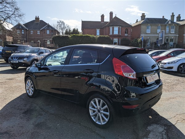 Car For Sale Ford Fiesta - YO15DNF Sixers Group Image #8