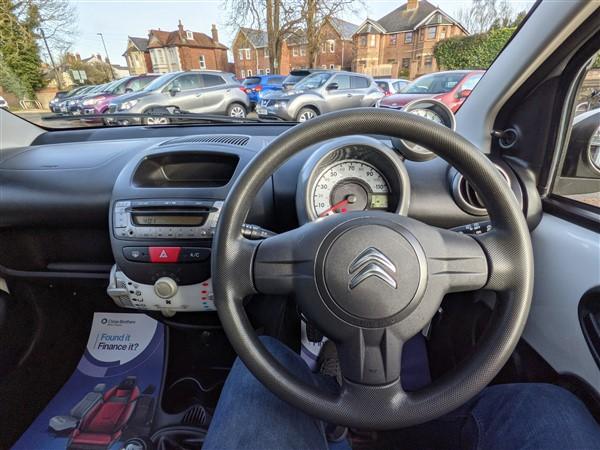Car For Sale Citroen C1 - HW13GYX Sixers Group Image #15