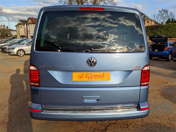 Car For Sale Volkswagen Caravelle - CX16GVT Sixers Group Image #2