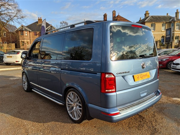 Car For Sale Volkswagen Caravelle - CX16GVT Sixers Group Image #7