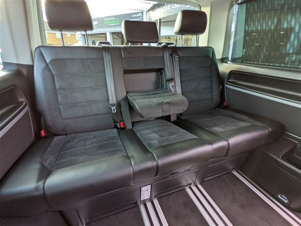 Car For Sale Volkswagen Caravelle - CX16GVT Sixers Group Image #17