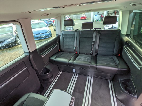 Car For Sale Volkswagen Caravelle - CX16GVT Sixers Group Image #20