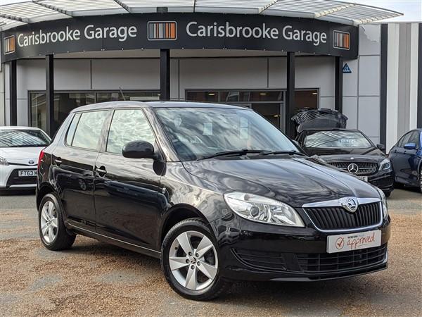 Car For Sale Skoda Fabia - HV14GCU Sixers Group Image #0