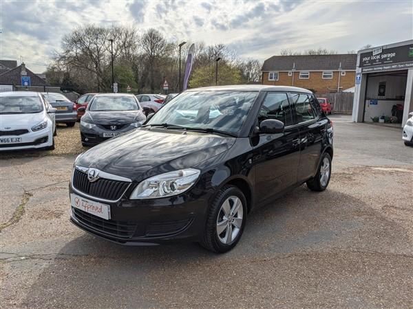 Car For Sale Skoda Fabia - HV14GCU Sixers Group Image #1