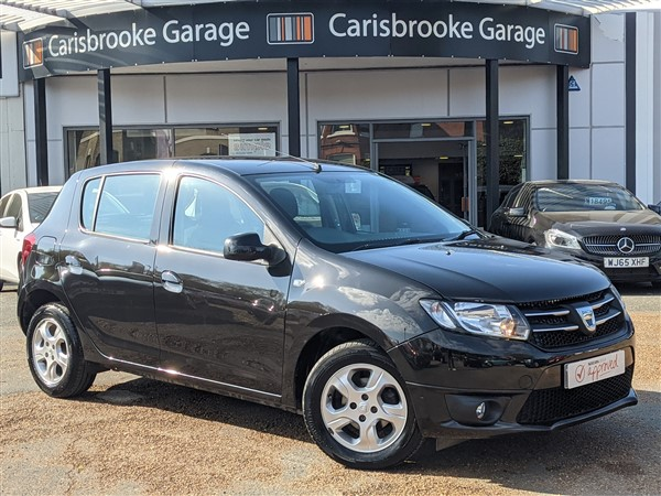 Car For Sale Dacia Sandero - HW15HTJ Sixers Group Image #0