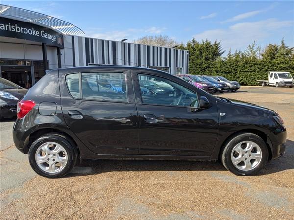 Car For Sale Dacia Sandero - HW15HTJ Sixers Group Image #1