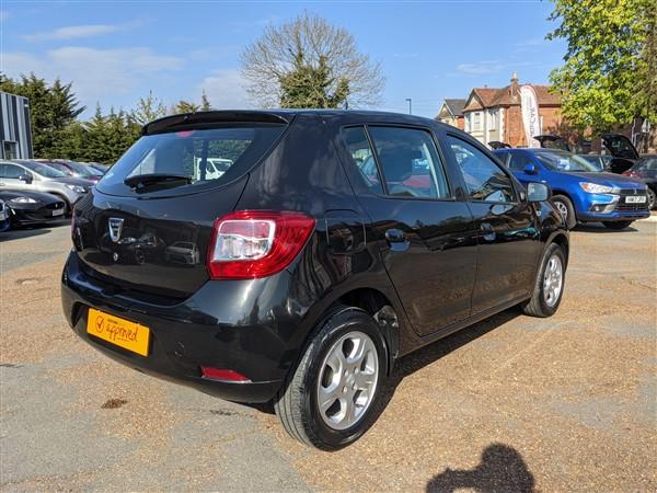 Car For Sale Dacia Sandero - HW15HTJ Sixers Group Image #3
