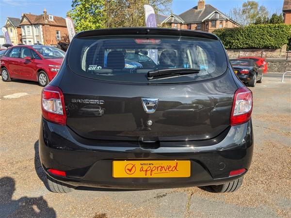 Car For Sale Dacia Sandero - HW15HTJ Sixers Group Image #4