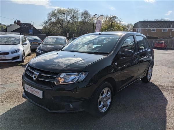Car For Sale Dacia Sandero - HW15HTJ Sixers Group Image #7