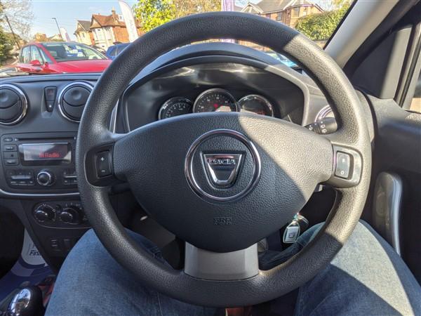 Car For Sale Dacia Sandero - HW15HTJ Sixers Group Image #15