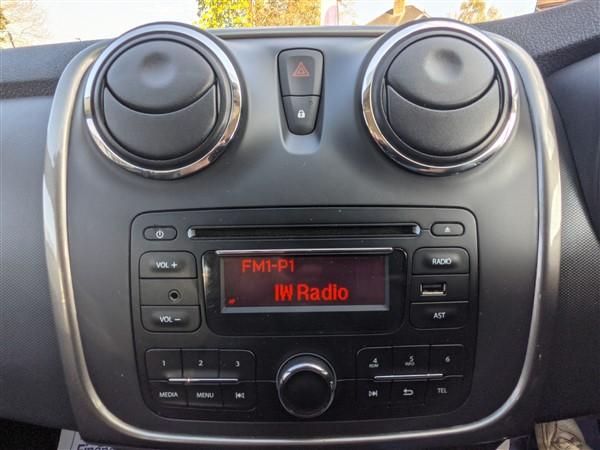 Car For Sale Dacia Sandero - HW15HTJ Sixers Group Image #17