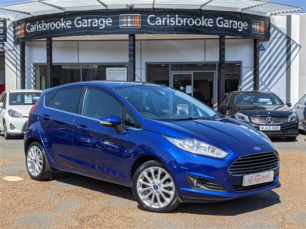 Car For Sale Ford Fiesta - FD65AUX Sixers Group Image #0