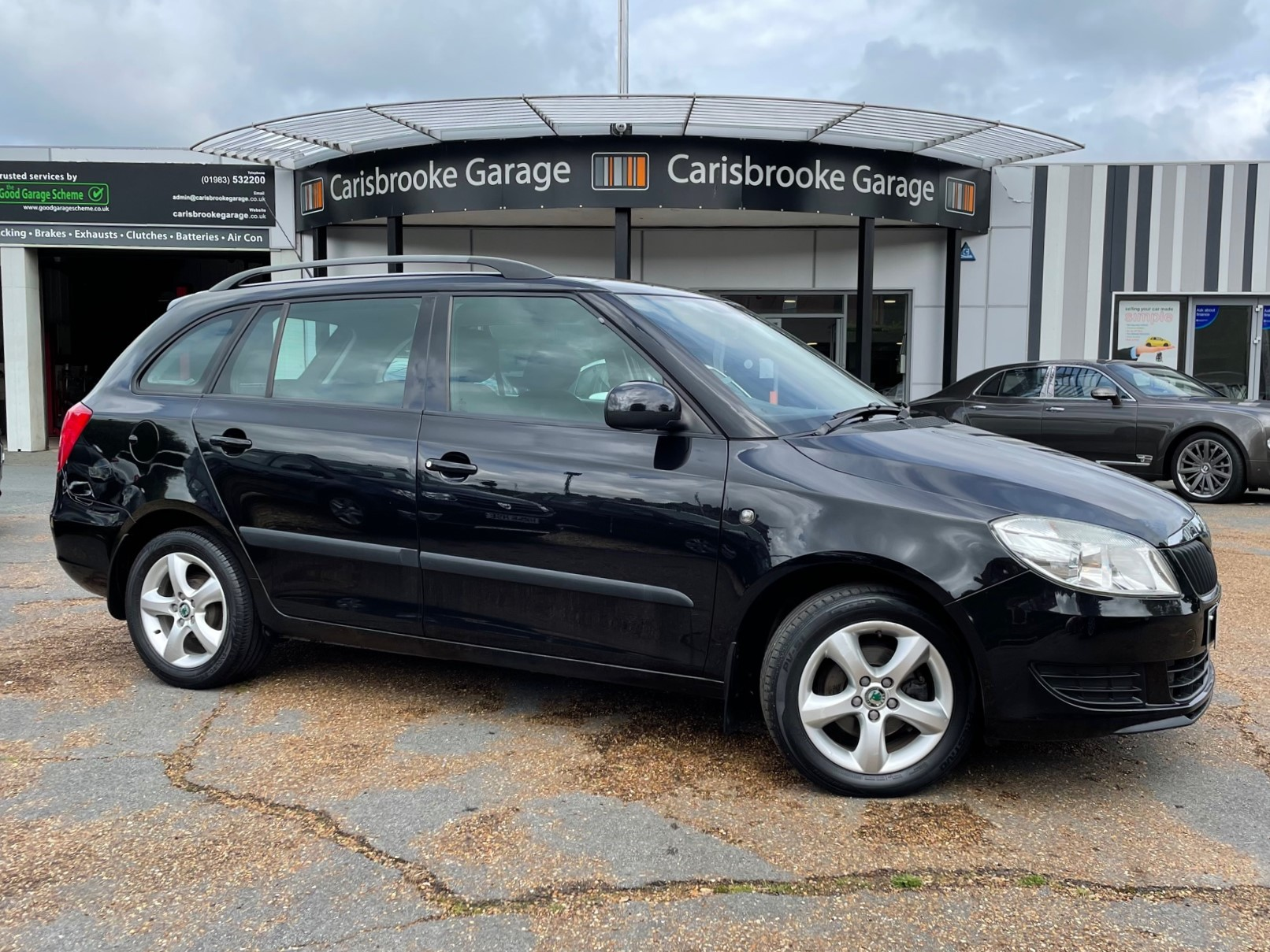 Car For Sale Skoda Fabia - HW10NHY Sixers Group Image #0