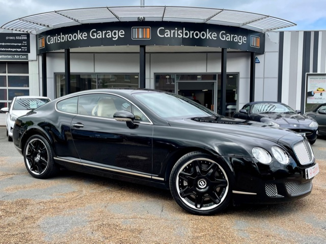Car For Sale Bentley Continental - FH58JCJ Sixers Group Image #0