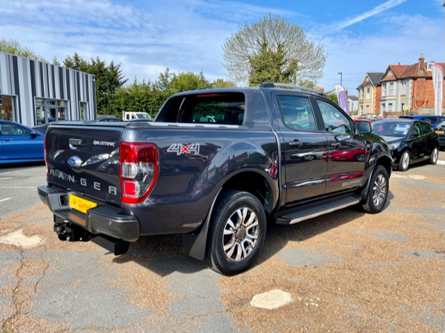 Car For Sale Ford Ranger - LM18LHV Sixers Group Image #2