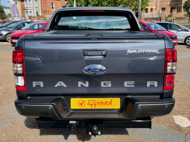 Car For Sale Ford Ranger - LM18LHV Sixers Group Image #3