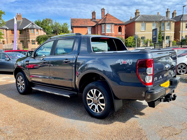 Car For Sale Ford Ranger - LM18LHV Sixers Group Image #4