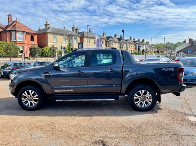 Car For Sale Ford Ranger - LM18LHV Sixers Group Image #5