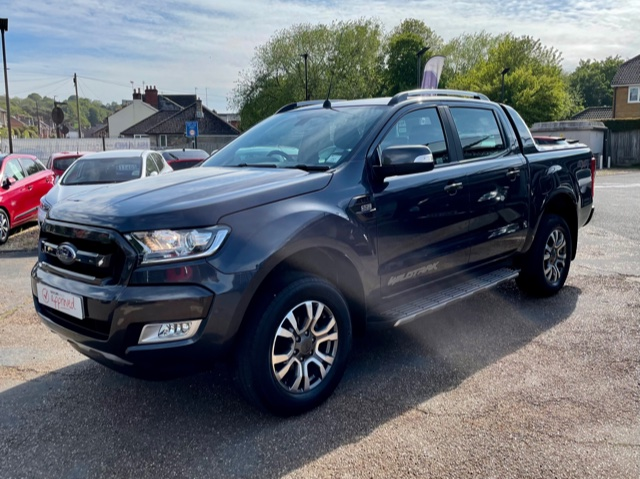 Car For Sale Ford Ranger - LM18LHV Sixers Group Image #6