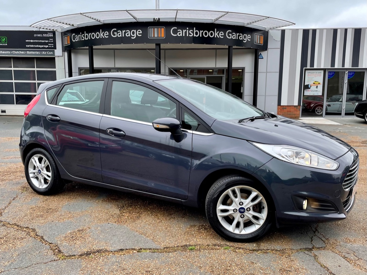 Car For Sale Ford Fiesta - HW15EKE Sixers Group Image #0