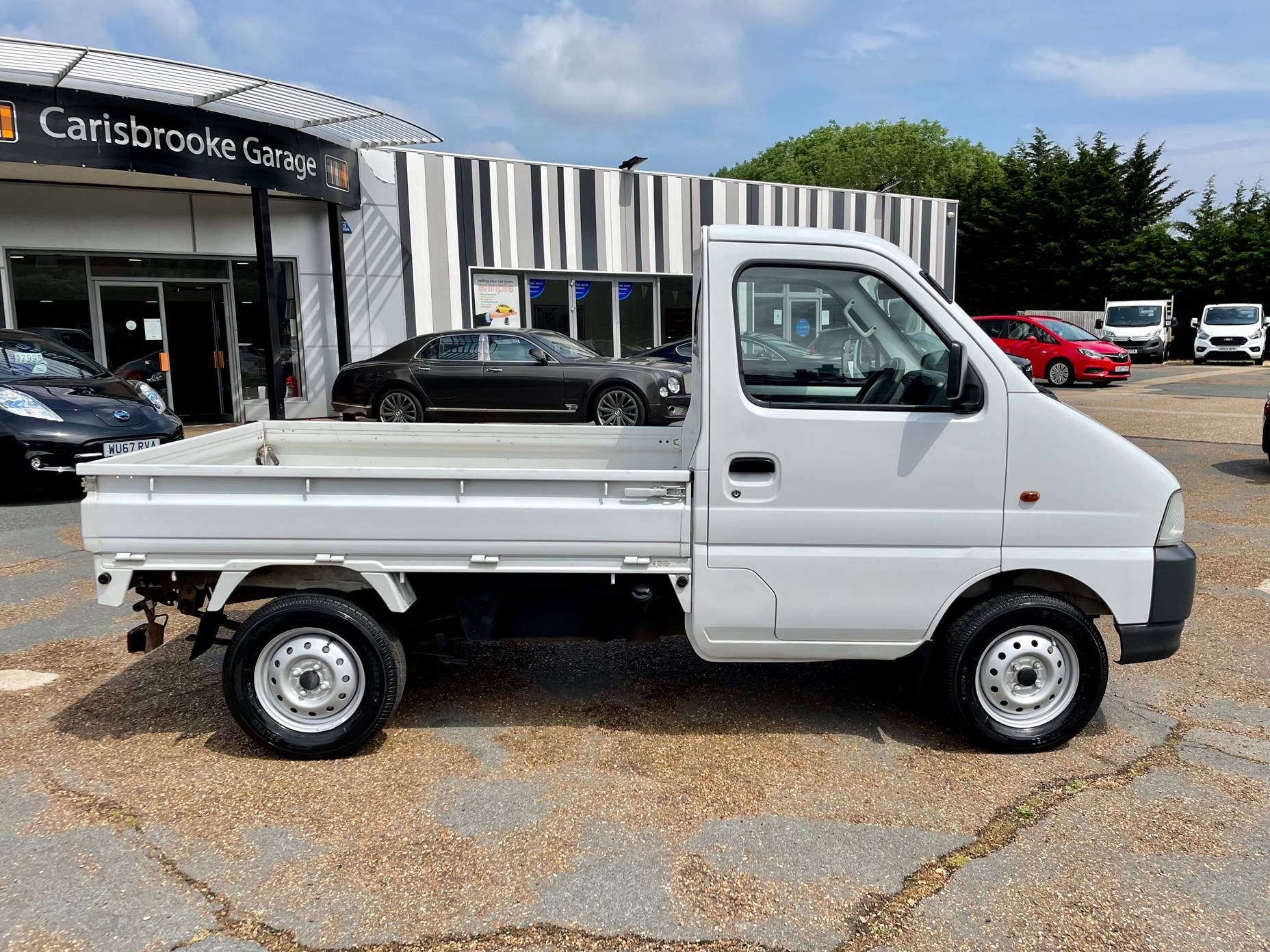 Car For Sale Suzuki Carry - HW04FFD Sixers Group Image #1