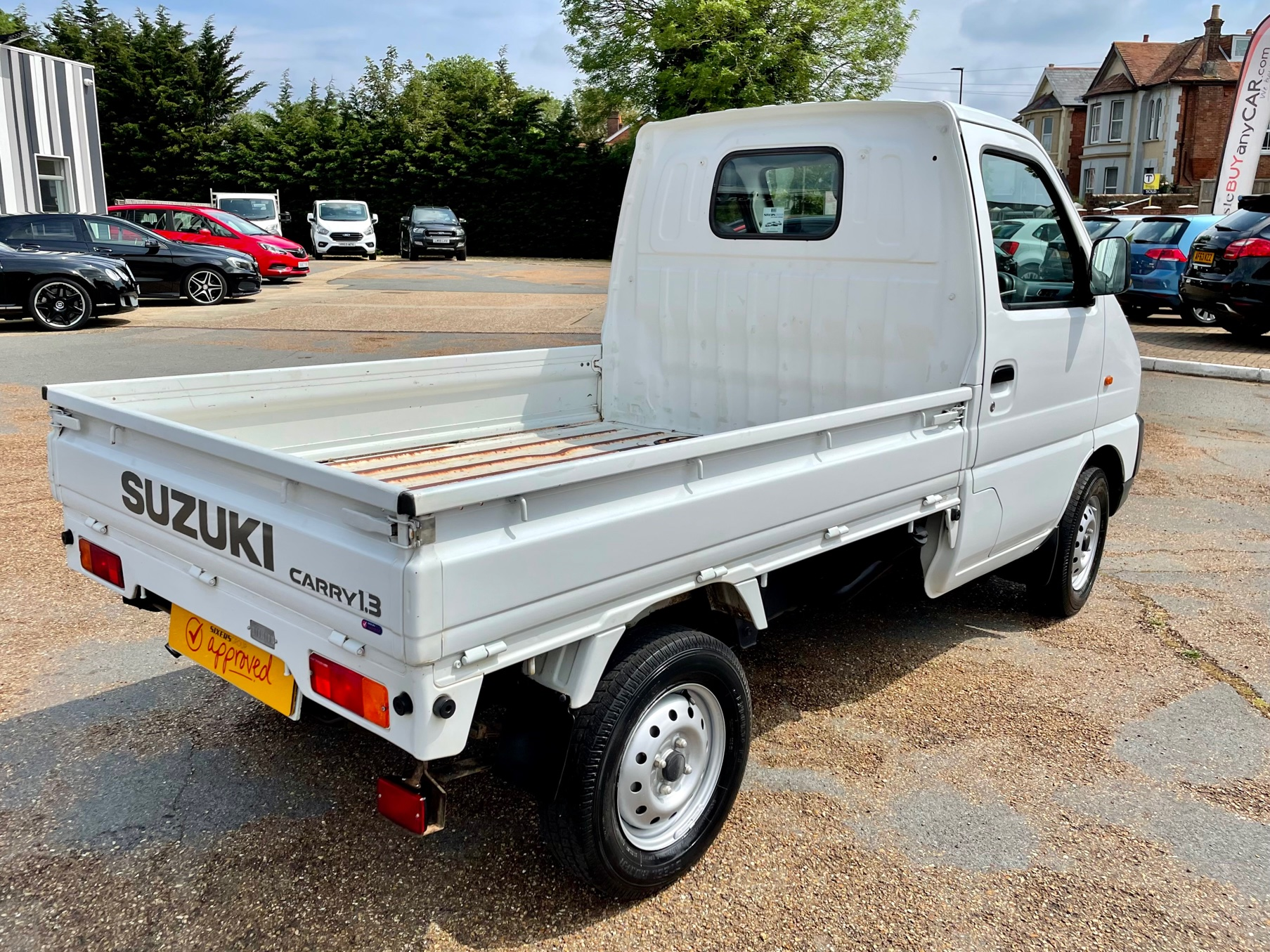 Car For Sale Suzuki Carry - HW04FFD Sixers Group Image #2